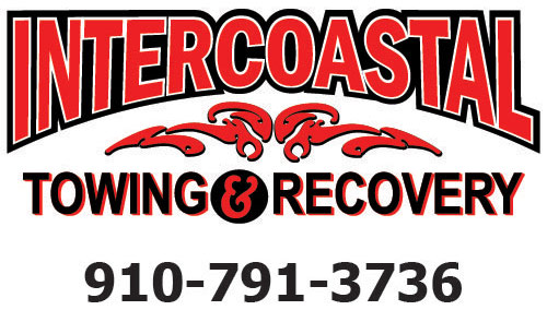 Intercoastal towing company in Wilmington and Leland NC